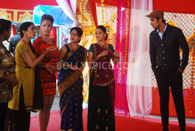 12sep RK barfi ultachasma06 Barfi! on the sets of Tarak Mehta ka Ulta Chasma