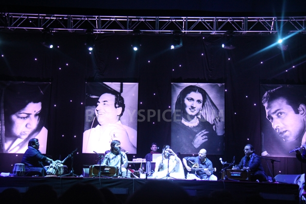 12sep RoopKumarRathodShow01 Bollyspice at the Celebrating the Legends concert with Roop Kumar & Sunali Rathod