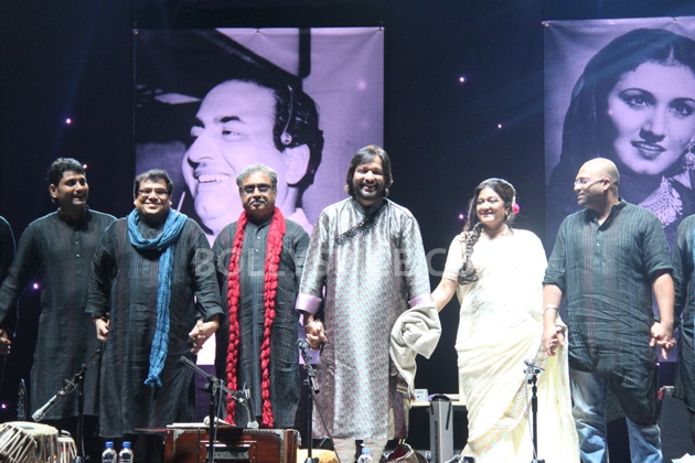 12sep RoopKumarRathodShow10 Bollyspice at the Celebrating the Legends concert with Roop Kumar & Sunali Rathod