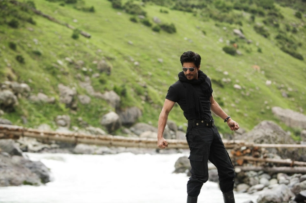 12sep SRK JTHJ Jab Tak Hai Jaan Trailer tomorrow!