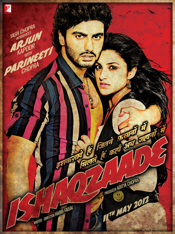 12sep YRFIshaqzaadeShoreline Yash Raj Films' Ishaqzaade's world sale rights picked up by Shoreline Entertainment