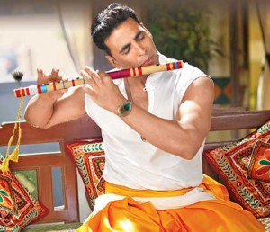 Akshay Kumar 'Finds God' As He Takes On The Role Of Lord Krishna