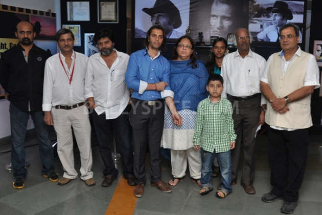 12sep ashokmehta whistlingwoods02 Whistling Woods and the Film Industry pay tribute to Ashok Mehta