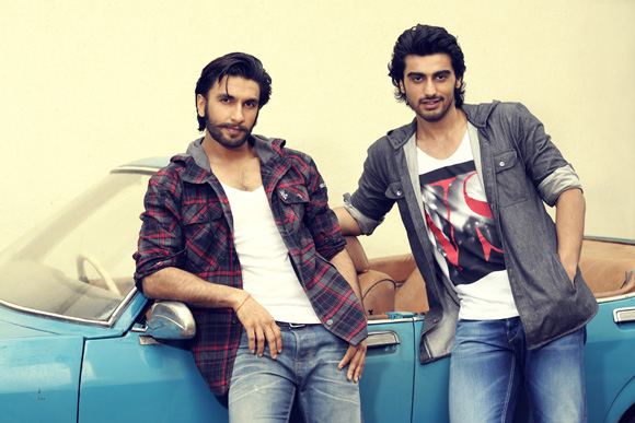 12sep gunday ranveer arjun YRF YRF & Ali Zafar's next: Gunday