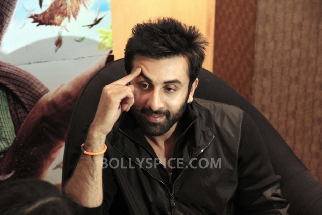 12sep ranbir intrvwBarfi03 Ranbir Kapoor talks all things Barfi!