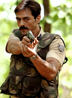 10oct arjuninterview 01 Arjun Rampal: It's not that these characters are the only ones caught in the Chakravyuh (Trap) it's this country that is caught in this dilemma