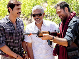 10oct jhainterview 02 Prakash Jha: Chakravyuh is an engaging saga about our country going through a difficult time.