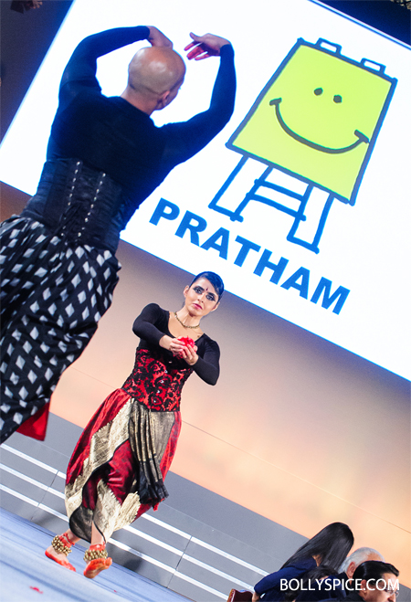 10oct pratham 01 Kajol attends the Pratham Charity Event