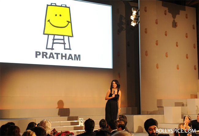 10oct pratham 06 Kajol attends the Pratham Charity Event