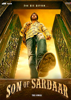 10oct sonofsardarmusic 01 Son of Sardaar Music Review