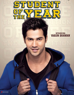10oct varunint I like the struggle; paving my own path, my own identity.   Varun Dhawan