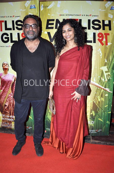 10oct whwnev gaurishinde1 Who's Hot Who's Not – English Vinglish Premiere