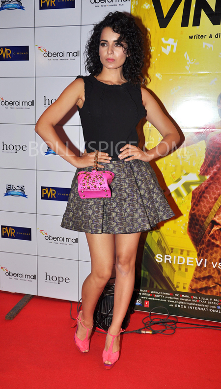 10oct whwnev kangana Who's Hot Who's Not – English Vinglish Premiere