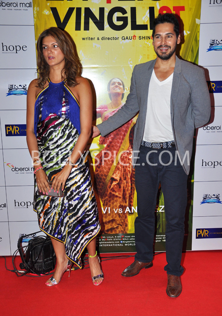10oct whwnev nandita Who's Hot Who's Not – English Vinglish Premiere