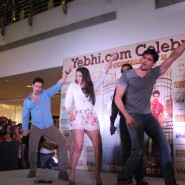 12 sotymall02 185x185 Student Of The Year Cast set the stage on fire at Infinity Mall!
