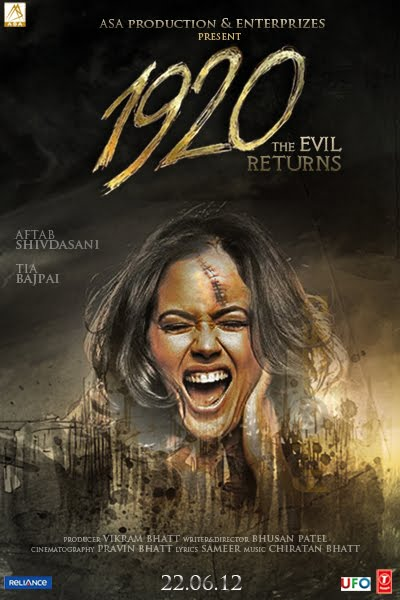 1920   Evil Returns Music Review