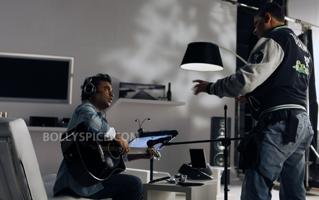12oct ARrahman FrogsUnlimited01 Frog Unlimited shoots ad featuring AR Rahman