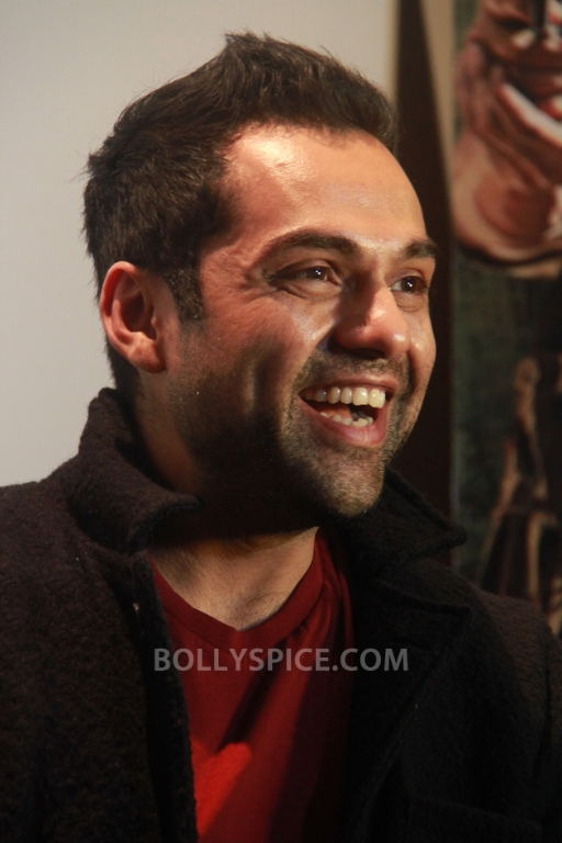 12oct AbhayDeol ChakravyuhInterview01 Abhay Deol talks all things Chakravyuh and more at the London Press Conference