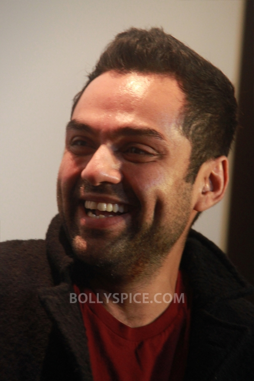 12oct AbhayDeol ChakravyuhInterview02 Abhay Deol talks all things Chakravyuh and more at the London Press Conference