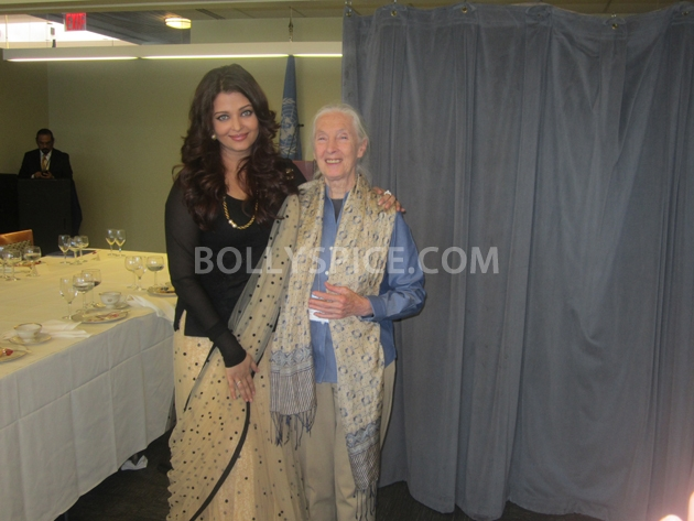 12oct Aish UN01 Special Report: Aishwarya Rai Bachchans Busy Week in NY for UNAIDS