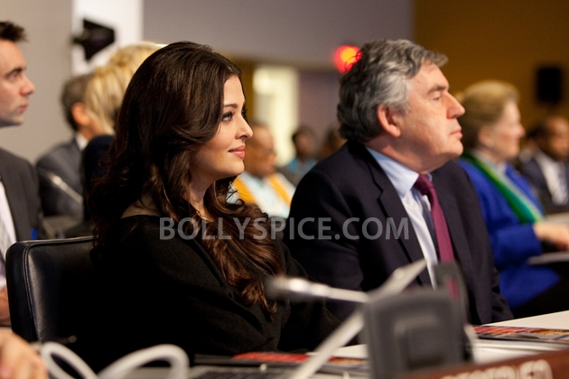 12oct Aish UN02 Special Report: Aishwarya Rai Bachchans Busy Week in NY for UNAIDS
