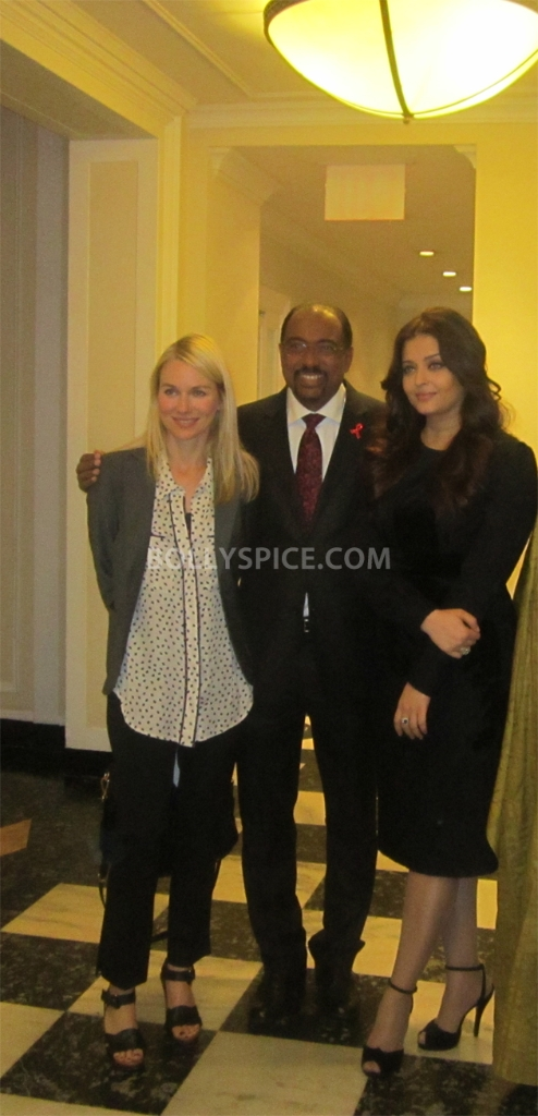 12oct Aish UN04 Special Report: Aishwarya Rai Bachchans Busy Week in NY for UNAIDS