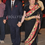12oct Amitabh BirthdayParty48 185x185 IN PHOTOS: Amitabh Bachchan Birthday Party
