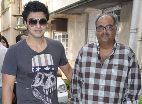 12oct Arjun Boney Kapoor Arjun Kapoor all set to work with his father Boney Kapoor