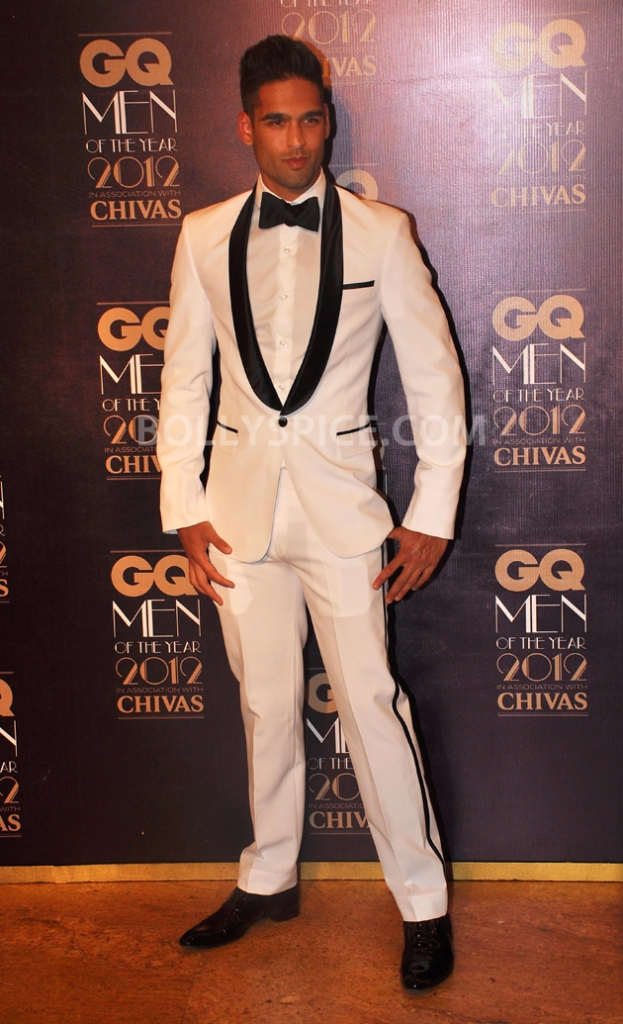 12oct GQAwards20 Whos Hot Whos Not: GQ Awards 2012   The Men!