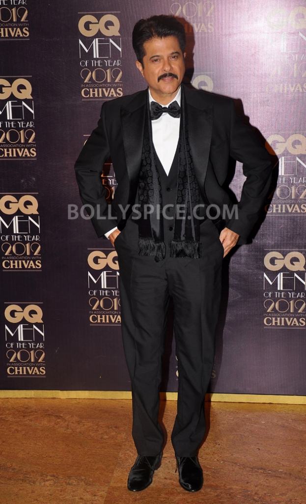 12oct GQAwards21 Whos Hot Whos Not: GQ Awards 2012   The Men!