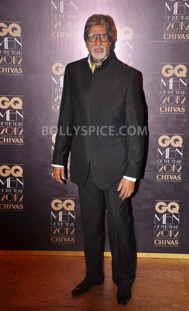 12oct GQAwards22 Whos Hot Whos Not: GQ Awards 2012   The Men!
