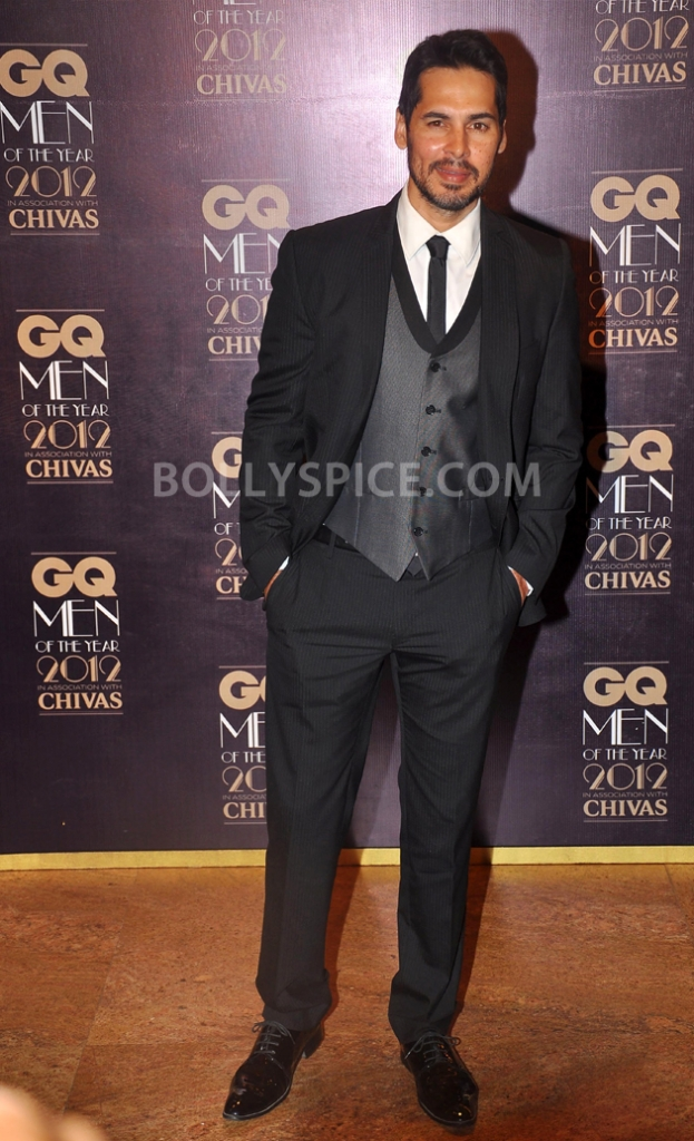 12oct GQAwards25 Whos Hot Whos Not: GQ Awards 2012   The Men!