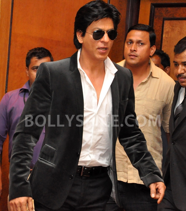 12oct JTHJ SaansSongLaunch02 IN PHOTOS: Jab Tak Hai Jaan Saans song launch event