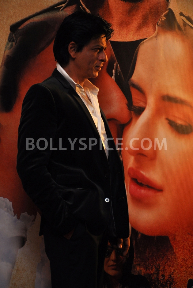 12oct JTHJ SaansSongLaunch03 IN PHOTOS: Jab Tak Hai Jaan Saans song launch event