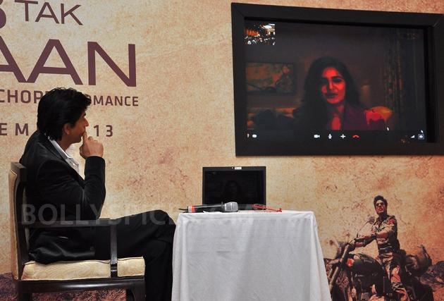 12oct JTHJ SaansSongLaunch11 IN PHOTOS: Jab Tak Hai Jaan Saans song launch event