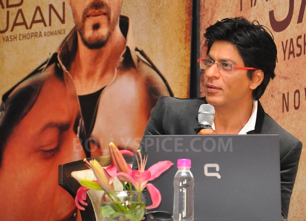 12oct JTHJ SaansSongLaunch12 IN PHOTOS: Jab Tak Hai Jaan Saans song launch event
