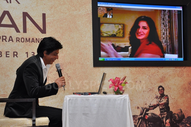 12oct JTHJ SaansSongLaunch16 IN PHOTOS: Jab Tak Hai Jaan Saans song launch event