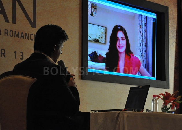 12oct JTHJ SaansSongLaunch17 IN PHOTOS: Jab Tak Hai Jaan Saans song launch event
