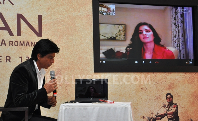 12oct JTHJ SaansSongLaunch18 IN PHOTOS: Jab Tak Hai Jaan Saans song launch event