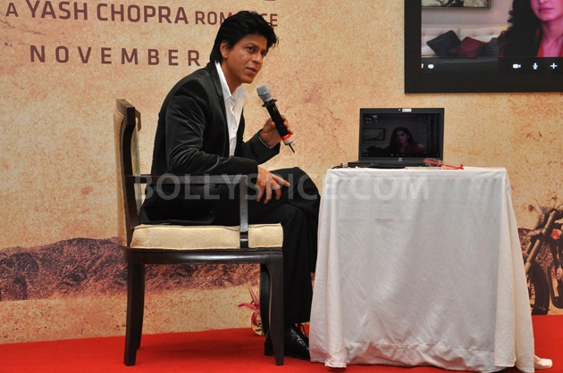 12oct JTHJ SaansSongLaunch23 IN PHOTOS: Jab Tak Hai Jaan Saans song launch event