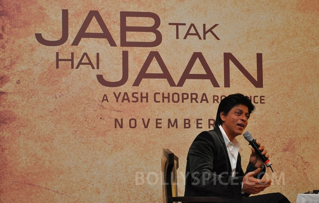 12oct JTHJ SaansSongLaunch26 IN PHOTOS: Jab Tak Hai Jaan Saans song launch event