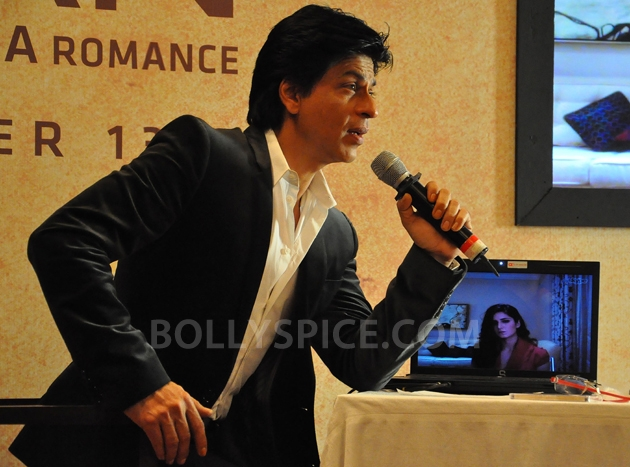 12oct JTHJ SaansSongLaunch27 IN PHOTOS: Jab Tak Hai Jaan Saans song launch event