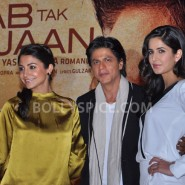 12oct JabTakHaiJaan PressCon03 185x185 Shah Rukh, Katrina and Anushka attend Press Conference for Jab Tak Hai Jaan