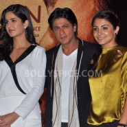 12oct JabTakHaiJaan PressCon07 185x185 Shah Rukh, Katrina and Anushka attend Press Conference for Jab Tak Hai Jaan