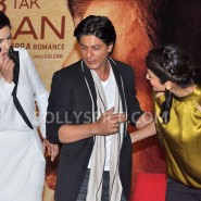 12oct JabTakHaiJaan PressCon36 185x185 Shah Rukh, Katrina and Anushka attend Press Conference for Jab Tak Hai Jaan
