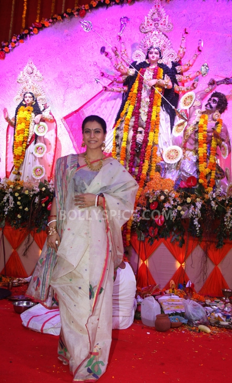 12oct Kajol BengaliCulture Kajol reveals her love for Bengali culture