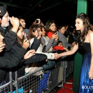 12oct SOTYteamLondon02 185x185 Student of the Year Cast and KJo Thrill Fans at Cineworld Feltham in London