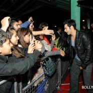 12oct SOTYteamLondon03 185x185 Student of the Year Cast and KJo Thrill Fans at Cineworld Feltham in London