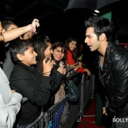 12oct SOTYteamLondon05 185x185 Student of the Year Cast and KJo Thrill Fans at Cineworld Feltham in London