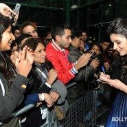 12oct SOTYteamLondon06 185x185 Student of the Year Cast and KJo Thrill Fans at Cineworld Feltham in London